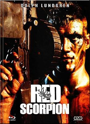 Einfach und sicher online bestellen: Red Scorpion Limited 111 Mediabook Cover D in Österreich kaufen.