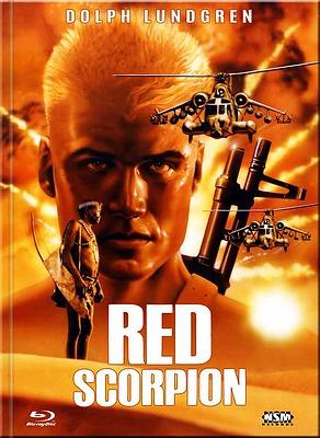 Einfach und sicher online bestellen: Red Scorpion Limited 111 Mediabook Cover E in Österreich kaufen.
