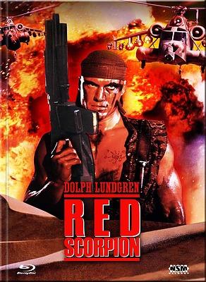 Einfach und sicher online bestellen: Red Scorpion Limited 111 Mediabook Cover F in Österreich kaufen.