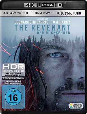 Einfach und sicher online bestellen: The Revenant - Der Rückkehrer 4K Ultra HD in Österreich kaufen.