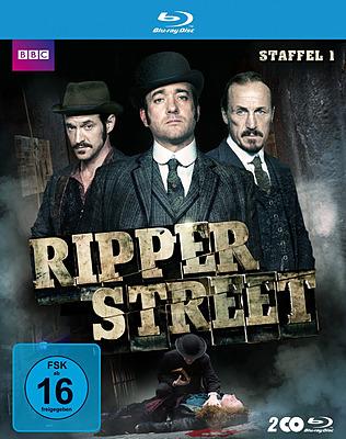 Einfach und sicher online bestellen: Ripper Street Staffel 1 in Österreich kaufen.