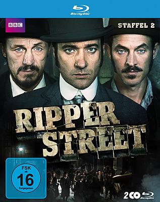 Einfach und sicher online bestellen: Ripper Street Staffel 2 in Österreich kaufen.