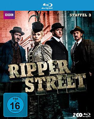 Einfach und sicher online bestellen: Ripper Street Staffel 3 in Österreich kaufen.