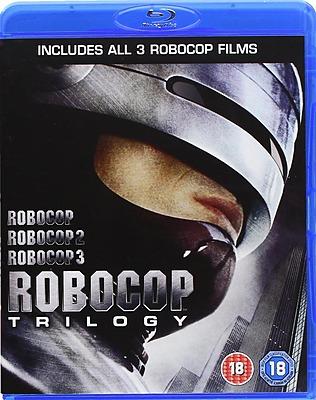 Einfach und sicher online bestellen: Robocop Trilogie (Englisch) in Österreich kaufen.