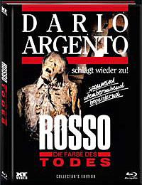 Einfach und sicher online bestellen: Rosso - Die Farbe des Todes Mediabook Cover B in Österreich kaufen.