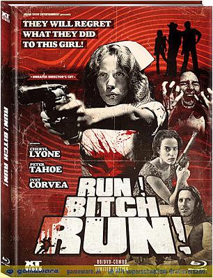 Einfach und sicher online bestellen: Run! Bitch! Run! Limited Edition Mediabook in Österreich kaufen.