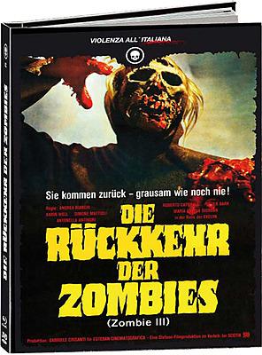 Einfach und sicher online bestellen: Die Rückkehr der Zombies Limited Edition Mediabook in Österreich kaufen.