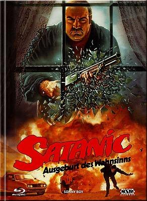 Einfach und sicher online bestellen: Satanic - Ausgeburt des Wahnsinns Limited 555 in Österreich kaufen.