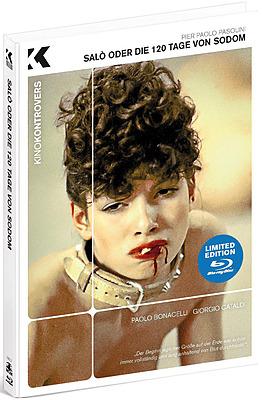 Einfach und sicher online bestellen: Salo - Die 120 Tage von Sodom Mediabook in Österreich kaufen.