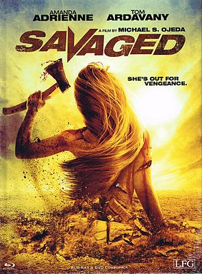 Einfach und sicher online bestellen: Savaged Limited 1000 Edition Mediabook  in Österreich kaufen.