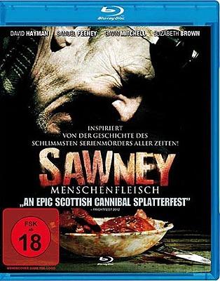 Einfach und sicher online bestellen: Sawney - Menschenfleisch  in Österreich kaufen.