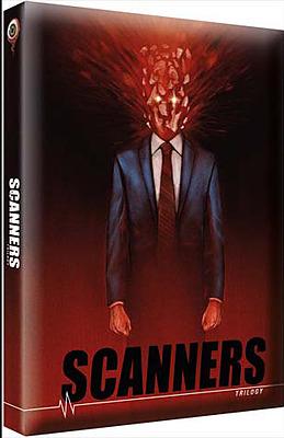 Einfach und sicher online bestellen: Scanners Trilogy Ultimate Edition Limited 1222 MB. in Österreich kaufen.