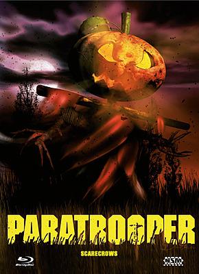 Einfach und sicher online bestellen: Paratrooper Limited 333 Edition Mediabook Cover B in Österreich kaufen.