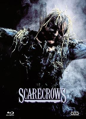Einfach und sicher online bestellen: Scarecrows Limited 333 Edition Mediabook Cover D in Österreich kaufen.