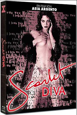 Einfach und sicher online bestellen: Scarlet Diva Limited 555 Mediabook Cover A in Österreich kaufen.