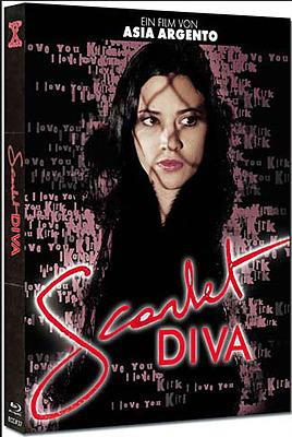 Einfach und sicher online bestellen: Scarlet Diva Limited 222 Mediabook Cover B in Österreich kaufen.