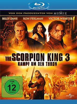 Einfach und sicher online bestellen: Scorpion King 3  in Österreich kaufen.