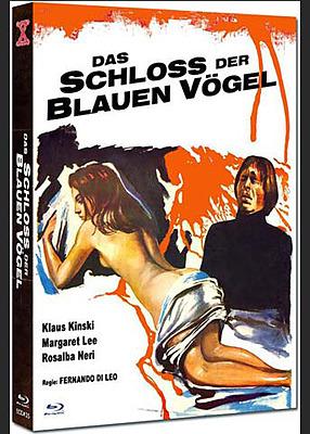 Einfach und sicher online bestellen: Schloss der blauen Vögel Limited 222 Mediabook C in Österreich kaufen.