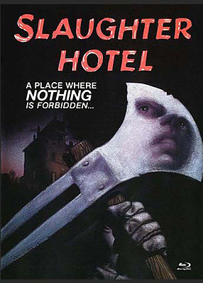Einfach und sicher online bestellen: Slaughter Hotel Limited 222 Mediabook Cover D in Österreich kaufen.