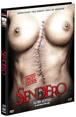 Einfach und sicher online bestellen: Sendero Limited 1000 Edition Mediabook Cover A in Österreich kaufen.