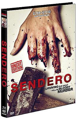 Einfach und sicher online bestellen: Sendero Limited 500 Edition Mediabook Cover B in Österreich kaufen.