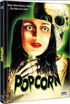 Einfach und sicher online bestellen: Popcorn - Lebend gehäutet Limited 333 Mediabook B in Österreich kaufen.