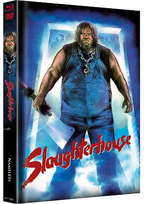 Einfach und sicher online bestellen: Slaughterhouse Mediabook Cover A in Österreich kaufen.