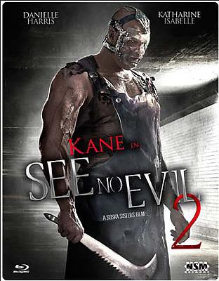 Einfach und sicher online bestellen: See No Evil 2 FuturePak mit 3D-Lenticular Cover in Österreich kaufen.