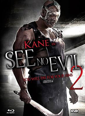 Einfach und sicher online bestellen: See No Evil 2 Limited 1111 Mediabook Cover A in Österreich kaufen.