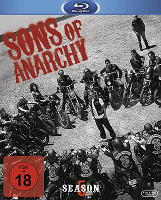 Einfach und sicher online bestellen: Sons of Anarchy: Die komplette 5. Staffel in Österreich kaufen.
