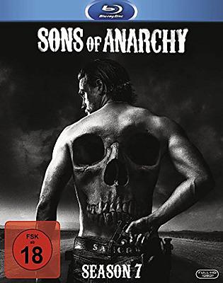 Einfach und sicher online bestellen: Sons of Anarchy: Die komplette 7. Staffel in Österreich kaufen.