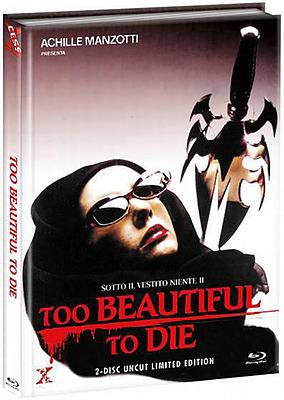 Einfach und sicher online bestellen: Too Beautiful do Die Limited 333 Mediabook Cover A in Österreich kaufen.
