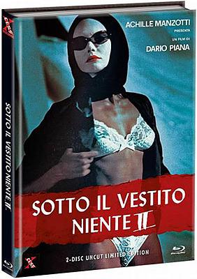 Einfach und sicher online bestellen: Sotto il vestito niente 2 Limited 150 Mediabook B in Österreich kaufen.