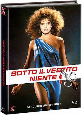 Einfach und sicher online bestellen: Sotto il vestitio niente Limited 150 Mediabook B in Österreich kaufen.
