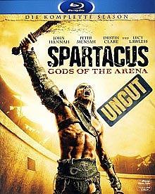 Einfach und sicher online bestellen: Spartacus - Gods of the Arena  in Österreich kaufen.
