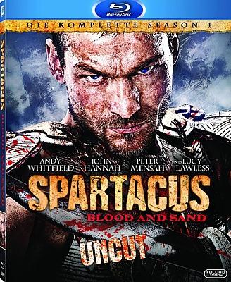 Einfach und sicher online bestellen: Spartacus - Blood & Sand Season 1 in Österreich kaufen.