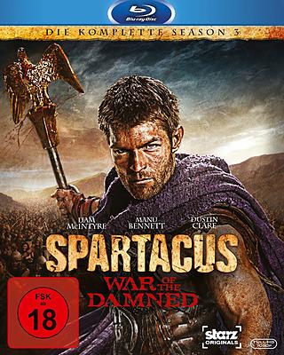 Einfach und sicher online bestellen: Spartacus - War of the Damned in Österreich kaufen.