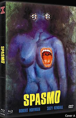 Einfach und sicher online bestellen: Spasmo Limited 999 Mediabook Cover A in Österreich kaufen.