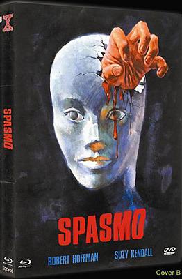 Einfach und sicher online bestellen: Spasmo Limited 500 Mediabook Cover B in Österreich kaufen.