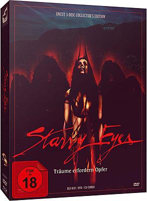 Einfach und sicher online bestellen: Starry Eyes Digipack (DVD + Blu-ray + CD) in Österreich kaufen.