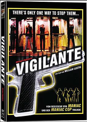 Einfach und sicher online bestellen: Vigilante Limited Edition Mediabook Cover B in Österreich kaufen.