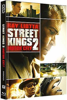 Einfach und sicher online bestellen: Street Kings 2: Motor City Mediabook Cover A in Österreich kaufen.