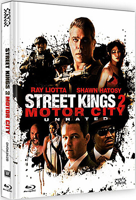Einfach und sicher online bestellen: Street Kings 2: Motor City Mediabook Cover B in Österreich kaufen.