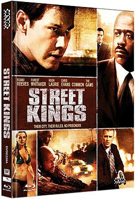 Einfach und sicher online bestellen: Street Kings Limited 222 Edition Mediabook Cover A in Österreich kaufen.