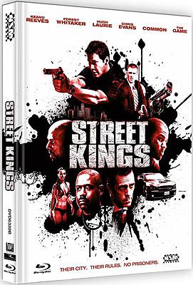 Einfach und sicher online bestellen: Street Kings Limited 333 Edition Mediabook Cover B in Österreich kaufen.