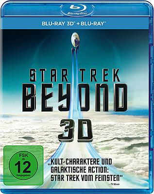 Einfach und sicher online bestellen: Star Trek Beyond 3D in Österreich kaufen.