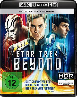 Einfach und sicher online bestellen: Star Trek Beyond 4K Ultra HD in Österreich kaufen.