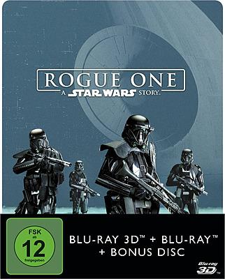 Einfach und sicher online bestellen: Rogue One: A Star Wars Story 3D in Österreich kaufen.