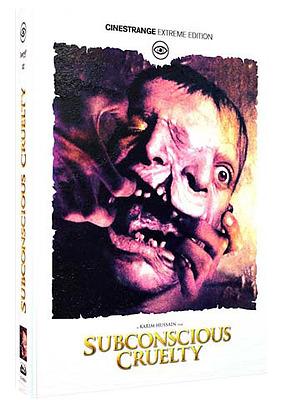 Einfach und sicher online bestellen: Subconscious Cruelty Limited 888 Mediabook Cover A in Österreich kaufen.