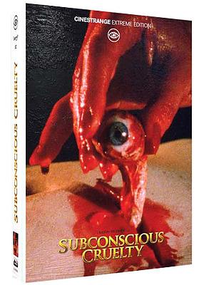 Einfach und sicher online bestellen: Subconscious Cruelty Limited 444 Mediabook Cover B in Österreich kaufen.
